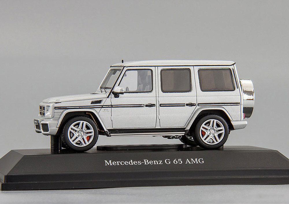 Коллекционная модель Mercedes-Benz Gelandewagen G65 AMG 2013