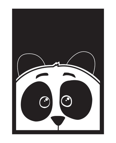 Panda Art Sleeve (50 шт.)