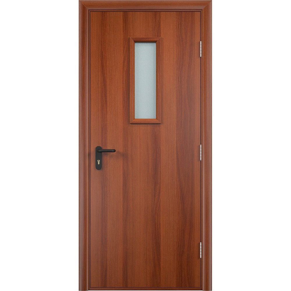 Противопожарные двери ДПО ламинированная итальянский орех protivopozharnye-dpo-steklo-ogneupornoe-laminirovannye-orekh-italyanskiy-dvertsov.jpg