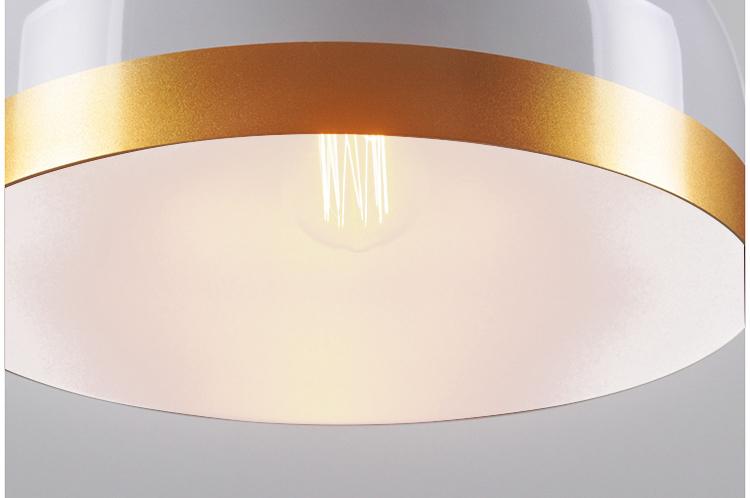 Подвесной светильник копия Glaze by Innermost D53 (латунь)
