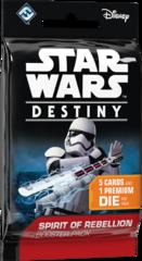 Star Wars: Destiny. Spirit of Rebellion Booster Pack