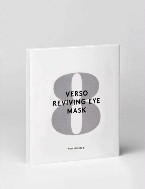 Маска-патчи для кожи вокруг глаз Verso Reviving Eye Mask