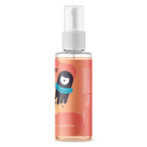 Антибактеріальний спрей для рук White Apricot & Lily Joko Blend 35 мл (3)