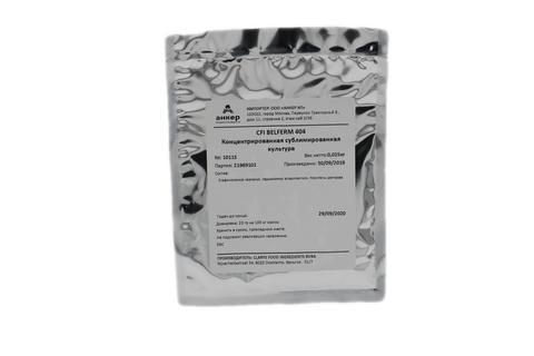 Стартовая культура CFI Belferm 404 (для сырокопченых и сыровяленых цельномышечных мясных продуктов)