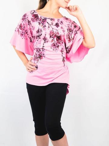 Margo Комплект женский футболка+бриджи