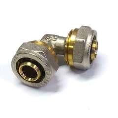 угол для металлопластиковых труб 16