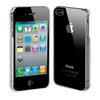 Прозрачный чехол-накладка iPhone 4/4S