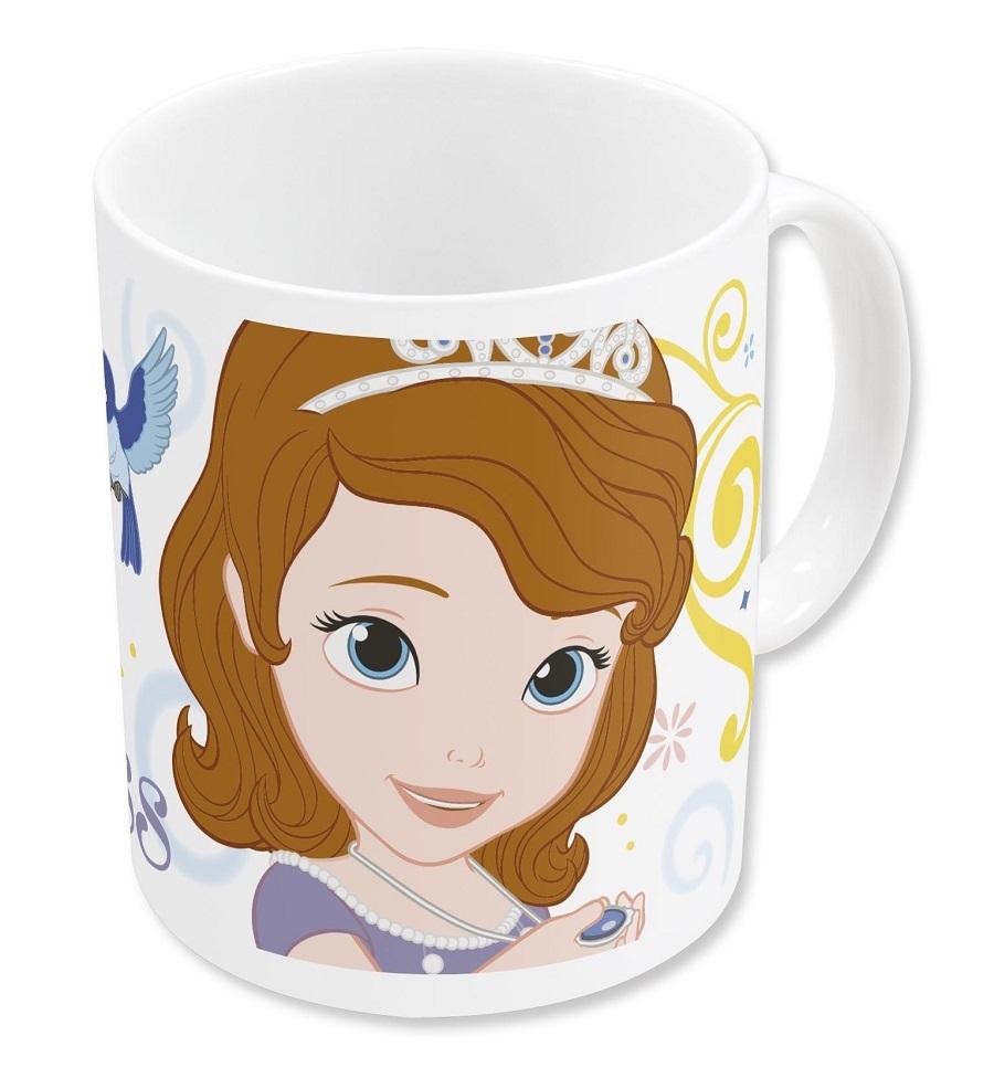 Принцесса Диснея София Кружка керамическая — Cup Sofia