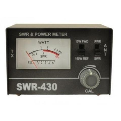 Измеритель КСВ и мощности Optim SWR-430