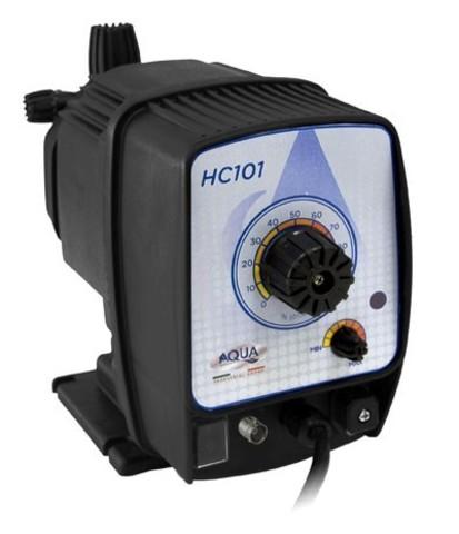 Аналоговый дозирующий насос HC101 PI-3 (3 л/ч, 12 бар) с 2-й регулировкой впрыска