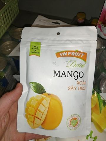 Манго сушеное - 500 гр.
