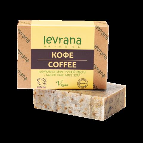 Levrana Натуральное мыло ручной работы Кофе, 100гр