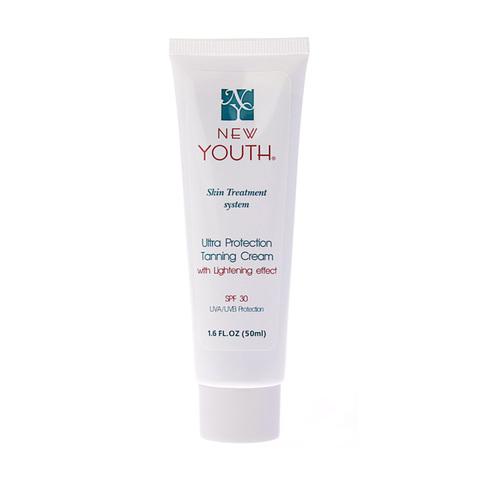 NEW YOUTH | Крем сверхзащитный тонирующий SPF-30 / Ultra Protection Tanning cream SPF-30, (50 мл)