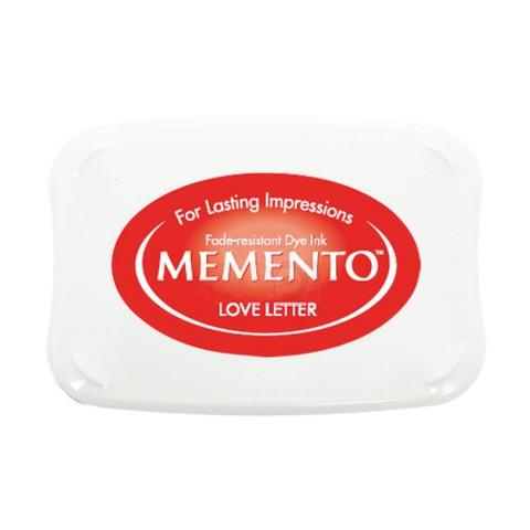 Штемпельная подушечка MEMENTO - LOVE LETTER