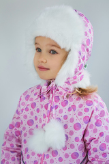 Зимний комбинезон-костюм Ягодка