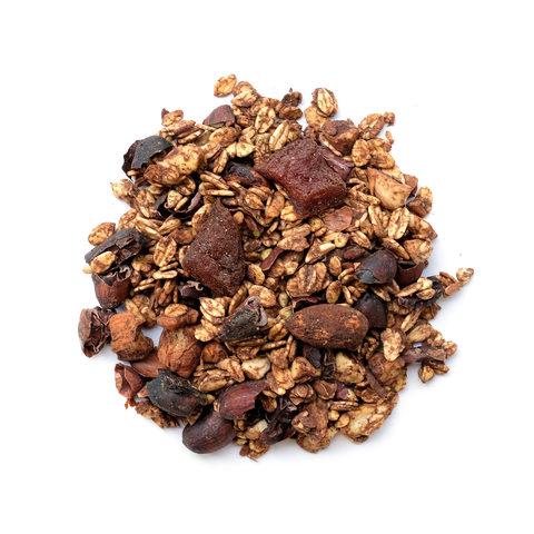 Гранола №7 «Слива / Какао-Бобы» без сахара, вес