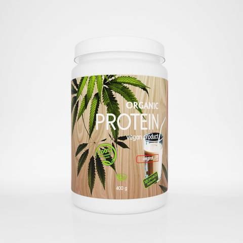 Протеин конопляный, 400 гр. (Профихемп)