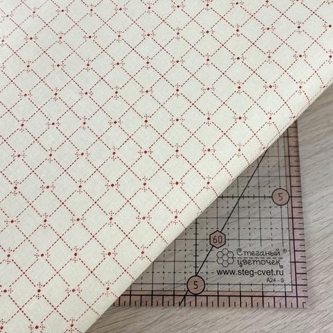 Ткань для пэчворка, хлопок 100% (арт. M0658)