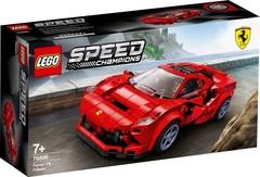 Lego konstruktor Speed Ferrari F8 Tributo