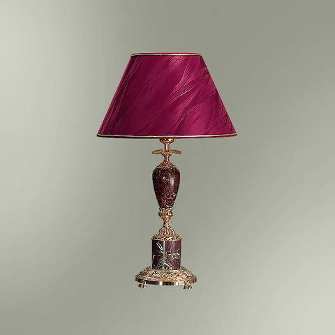 Настольная лампа 38-69.09/3357Ф