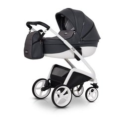 Детская коляска  RIKO XD 2 в 1 цвет 04 ANTHRACITE