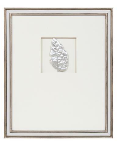 Silver Leaf Fragment III