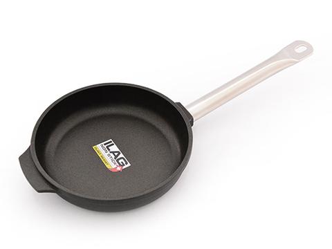 4205 FISSMAN Pro Сковорода глубокая 24 см,  купить