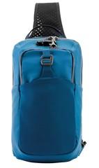 Однолямочный рюкзак Pacsafe Venturesafe X sling pack Темно-синий