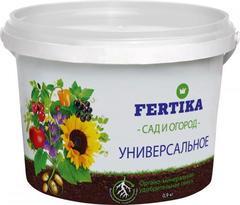 Fertika ОМУ Универсальное удобрение 0,9 кг