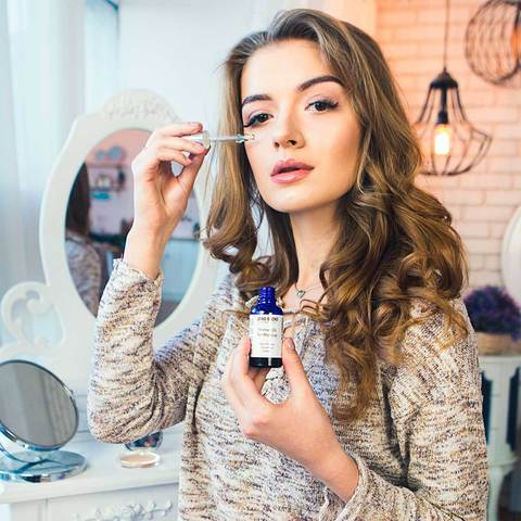Олія праймер під макіяж  Primer Oil Joko Blend 30 мл (2)