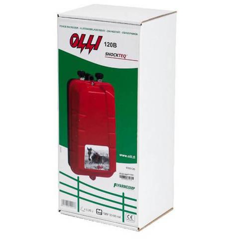 Генератор импульсов купить электропастух Olli 100, цена, описание, отзывы на сайте