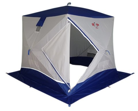 Зимняя палатка куб Пингвин Призма Премиум
