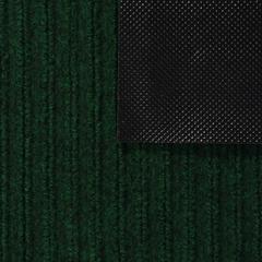 Коврик влаговпитывающий, ребристый, зеленый, 60*90 см