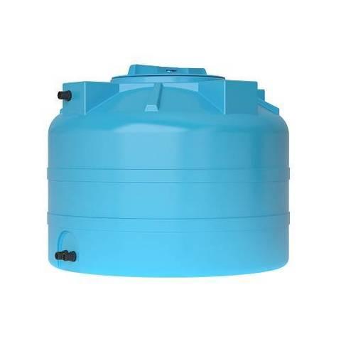 Бак для воды АКВАТЕК ATV 200 (без поплавка, цвет синий)