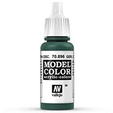 Model Color Ger.Cam.Extra Dark Green 17 ml.