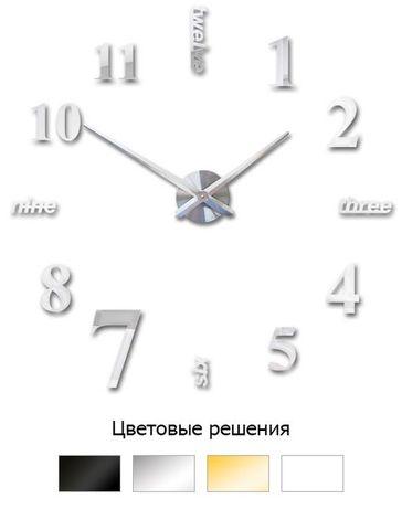 Настенные часы 3dDecor 014015s