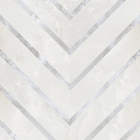 Декор GRASARO Dolce 400x400 бежевый G-231/G/d01