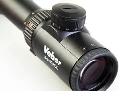 Прицел оптический Veber ПО 3-9x50 АО 6Е