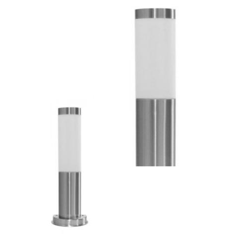 Садово-парковый светильник FERON DH022-450 18W 230V E27 серебро