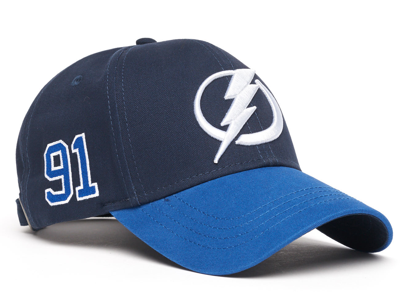 Бейсболка NHL Tampa Bay Lightning № 91