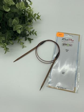 Спицы круговые KnitPro Ginger 80 см № 4.5