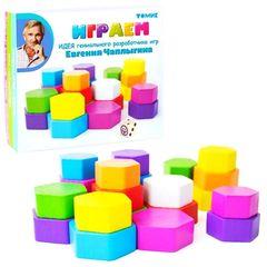 Томик Набор логический игровой учимся играя играем