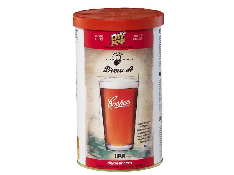 Экстракты Солодовый экстракт COOPERS Thomas Coopers Selection Brew А IPA Beer 1,7 кг 71_P_1482181616562.jpg