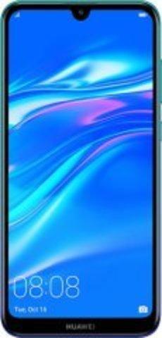 Смартфон Huawei Y7 2019 Ярко-голубой (DUB-LX1)