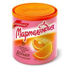 Мармелад Мармеландия апельсиновые дольки 250 г