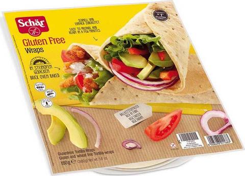 Хлебные лепешки (Wraps) 160г