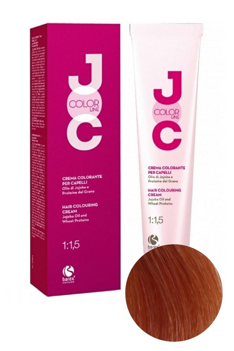 Крем-краска для волос 903 суперосветляющий ультрасветлый блондин золотистый JOC COLOR, Barex