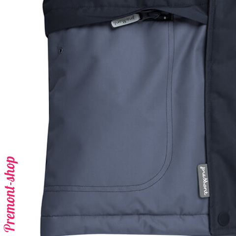 Карманы на куртке Premont для мальчиков Неуловимый Сейбл