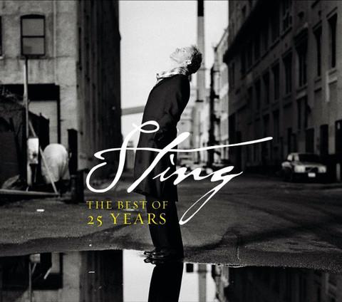 Sting / 25 Years (3CD+DVD)