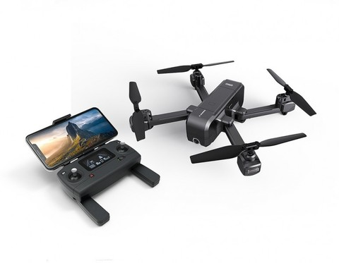 Радиоуправляемый квадрокоптер MJX X103W с GPS, регулируемой Full-HD камерой, весом до 250 г